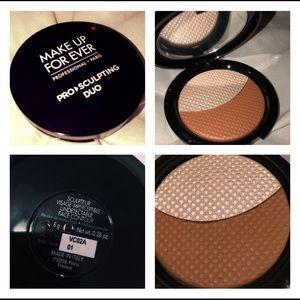 MAKE UP FOREVER PRO>SCULPTING DUO